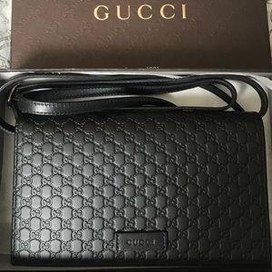 Micro Guccissima black